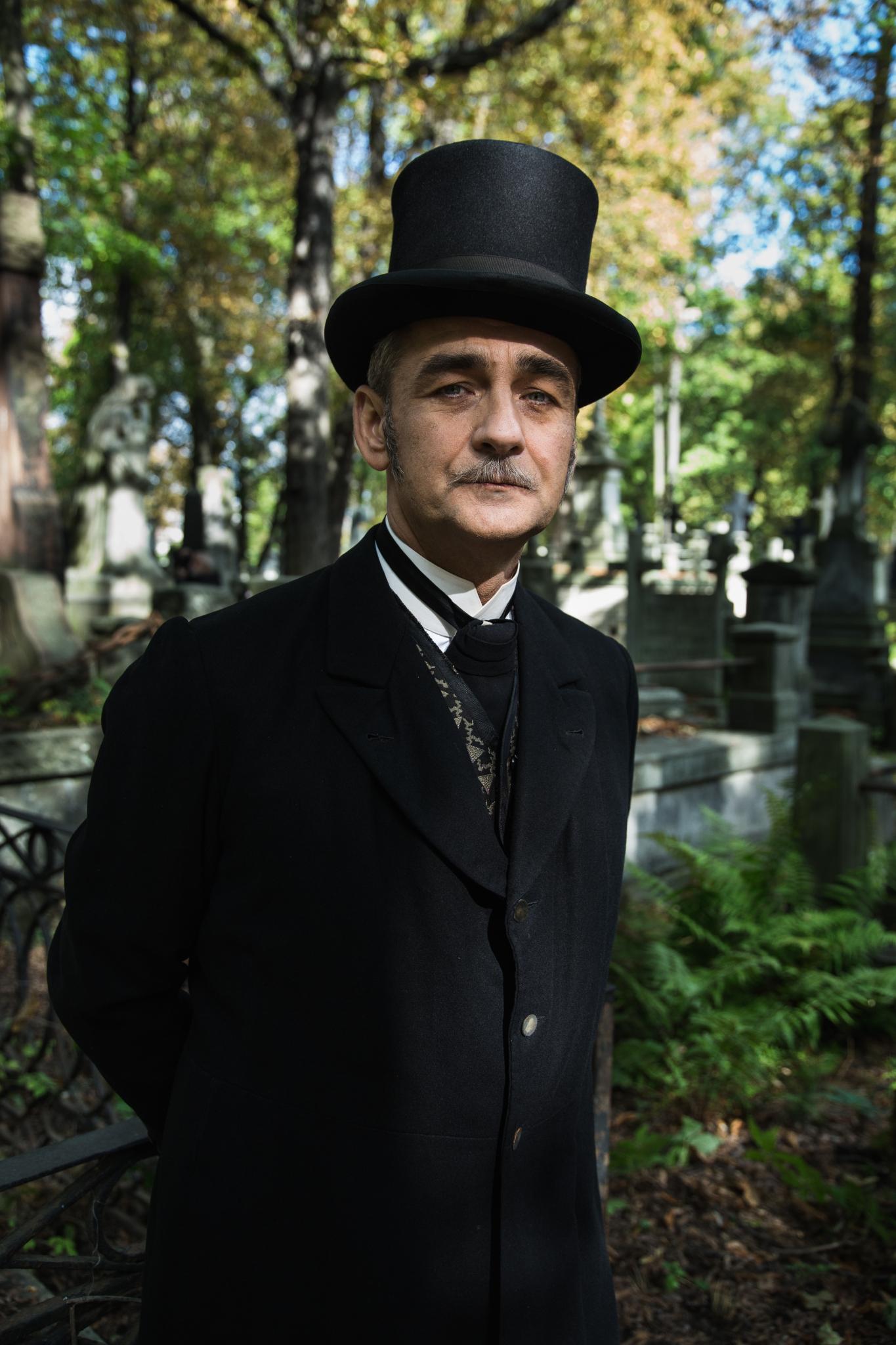 Robert Gonera - Antykwariusz